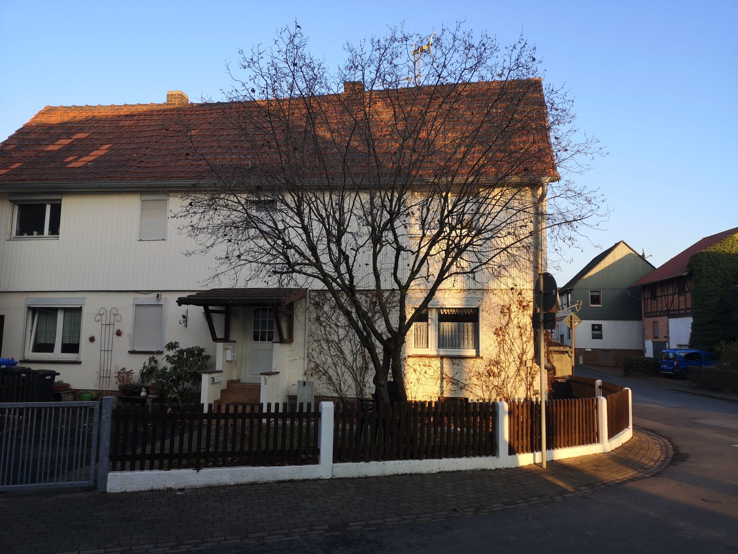 Kleines Einfamilienhaus mit Potenzial!